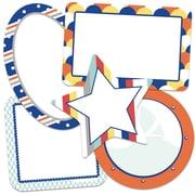 Carson-Dellosa S.S. Discover Frames, Mini Colorful Cut-Outs, 34/Pack (CD-120520)