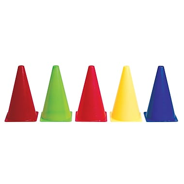 Learning Advantage Traffic Cones, Set of 10 (CTU62510)