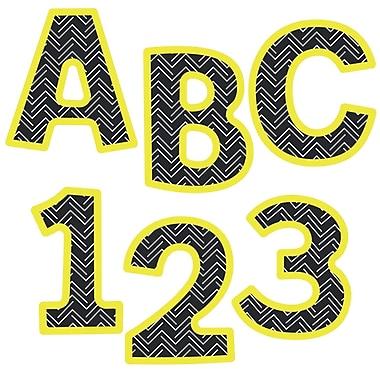 Carson-Dellosa Aim High 4in EZ Letters, 76/Pack (CD-130080)