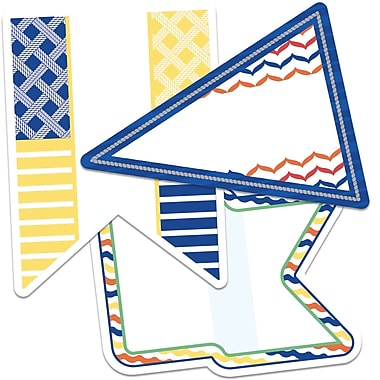 Carson-Dellosa Flags Colorful Cut-Outs, 36/Pack (CD-120519)