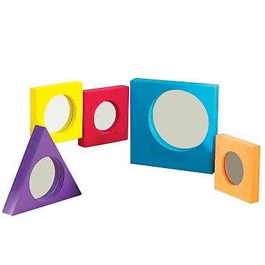 Learning Advantage Pony Mirrors, Set of 5 (CTU626251)