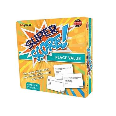 Teacher Created Resources Super Score Game, Place Value, Grades 2-3 (EP-2084)