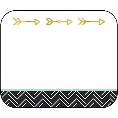 Carson-Dellosa Aim High Name Tags, 40 Per Pack, Bundle of 6 Packs (CD-150297)