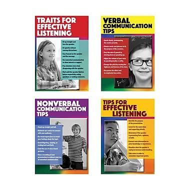 Carson-Dellosa Speaking & Listening Effectively, Bulletin Board Set (CD-410096)