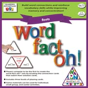 Learning Advantage word-fact-oh Roots Game (CTU2192)