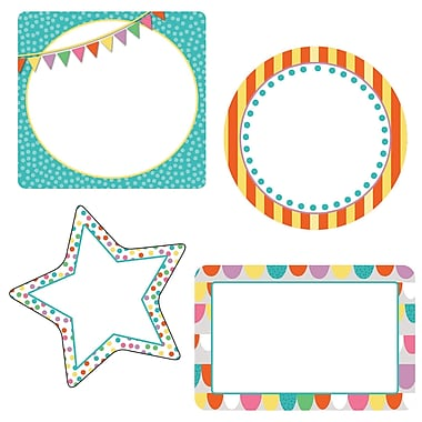 Carson-Dellosa Up and Away Frames, Mini Colorful Cut-Outs, 34/Pack (CD-120526)