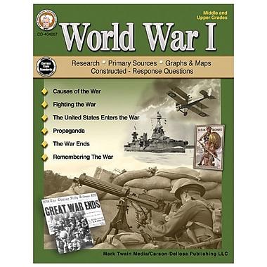 Carson-Dellosa World War I Resource Book, Grades 6-High School (CD-404267)