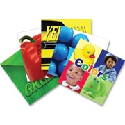 Teacher Created Resources My Colors Board Books, Set of 5 (TCR909629)