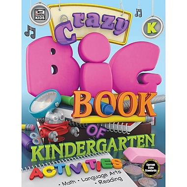Carson-Dellosa Investigating Kindergarten, Kindergarten (CD-704728)