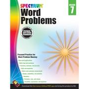 Carson-Dellosa Spectrum® Word Problems Workbook, Grade 7 (CD-704493)