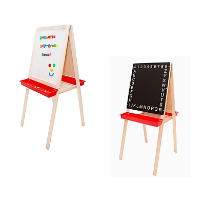 Crestline Child's Magnetic Easel, 44