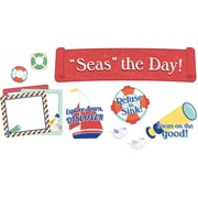 "Carson-Dellosa ""Seas"" the Day!, Bulletin Board Set (CD-110358)"