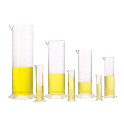 Learning Advantage Graduated Cylinders, Set of 7 (CTU7707)