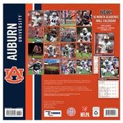Auburn Tigers 2018 12X12 Team Wall Calendar (18998011797)