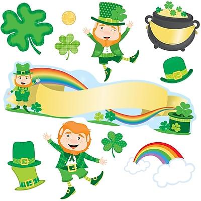 Carson-Dellosa St. Patrick's Day, Bulletin Board Set (CD-110351)