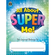 Teacher Created Resources All About Super Me! Journal, Grades K-1, Bundle of 6 (TCR8004)