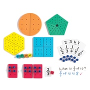 Learning Advantage Fractions of Quantities (CTU19070)