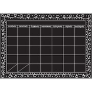 Ashley Productions Big Magnetic Chalkboard Monthly Calendar (ASH75001)