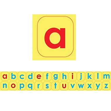 Ashley Productions Foam Letter Magnets, Lowercase, Bundle of 3 Packs (ASH40001)