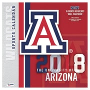 Arizona State Sun Devils 2018 12X12 Team Wall Calendar (18998012072)
