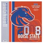 Boise State Broncos 2018 12X12 Team Wall Calendar (18998012073)