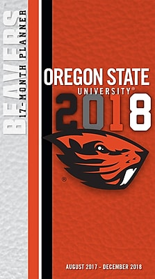 Oregon State Beavers 2017-18 17-Month Planner (18998890517)