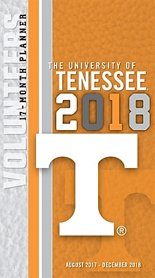 Tennessee Volunteers 2017-18 17-Month Planner (18998890520)