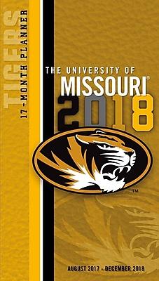 Missouri Tigers 2017-18 17-Month Planner (18998890513)