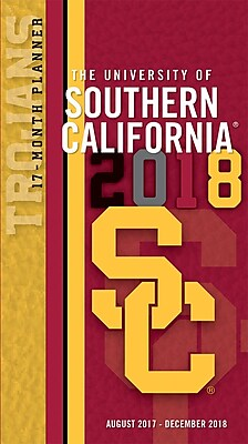 USC Trojans 2017-18 17-Month Planner (18998890530)