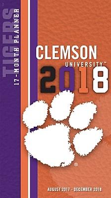 Clemson Tigers 2017-18 17-Month Planner (18998890505)