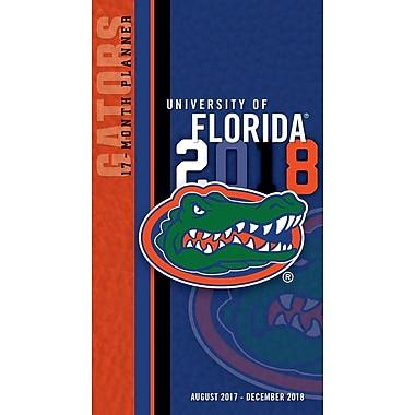 Florida Gators 2017-18 17-Month Planner (18998890506)