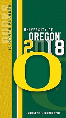 Oregon Ducks 2017-18 17-Month Planner (18998890529)