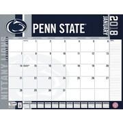 Penn State Nittany Lions 2018 22X17 Desk Calendar (18998061487)