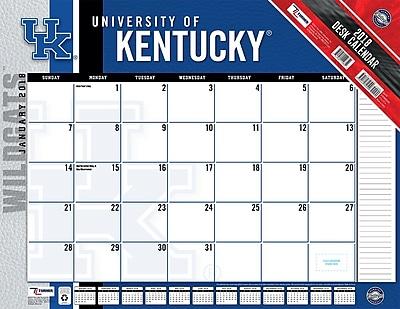 Kentucky Wildcats 2018 22X17 Desk Calendar (18998061481)