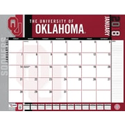 Oklahoma Sooners 2018 22X17 Desk Calendar (18998061485)