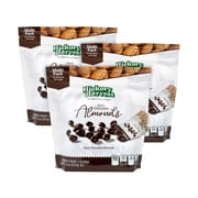 Hickory Harvest Dark Chocolate Almonds Multi Pack, 1 Oz, 8 Count, 3 Pack (220-00934)
