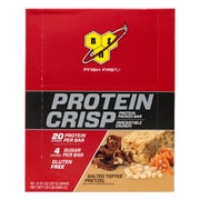 Finish First Protein Crisp Protein Bar Salted Toffee Pretzel, 2.01 Oz, 12 Count (220-00964)