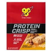 Finish First Protein Crisp Protein Bar Peanut Butter Crunch, 1.97 Oz, 12 Count (220-00965)