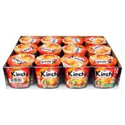 Nongshim Kimchi Noodle Soup, 2.6 Oz, 12 Count (220-00982)