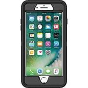 OtterBox® Defender Series Case for iPhone 8 Plus/7 Plus, Black (77-56825)
