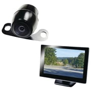 "Boyo® Vtc175m 5"" Rearview Monitor With License-plate Camera"