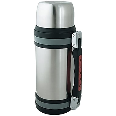 Brentwood Fts-1200 Vacuum Stainless Steel Bottle With Handle (1.2 Liter)