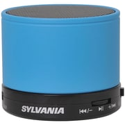 Sylvania Sp631-blue Bluetooth Portable Speaker (blue)
