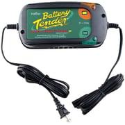 Battery Tender 022-0186g-dl-wh 12-volt 5-amp Power Tender Plus High-efficiency Charger