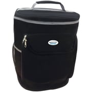 Brentwood Kool Zone Cb-40bk Wheeled Cooler Bag