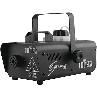 Chauvet Dj H1000 Hurricane Fog Machine (hurricane 1000; Output: 10,000cfm; 740 Watts; 2-min Heat Up; Led-illuminated Tank) 23978970