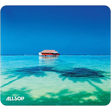 Allsop 31625 Naturesmart Mouse Pad (tropical Maldive)