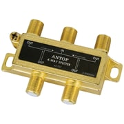 Antop Antenna Inc At-707 4-way 2ghz Low-loss Coaxial Splitter