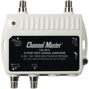 Channel Master Cm-3412 Ultra Mini Distribution Amp (2 Port)