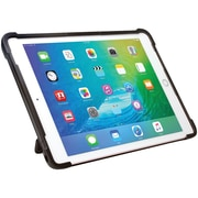 "Cta Digital Pad-scck9 Ipad Pro 9.7""/ipad Air 2/ipad Air Security Carrying Case With Kickstand & Galvanized Steel Antitheft Cable"